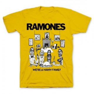 RAMONES Happy Family, Tシャツ