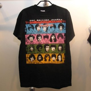 THE ROLLING STONES Some Girls, Tシャツ