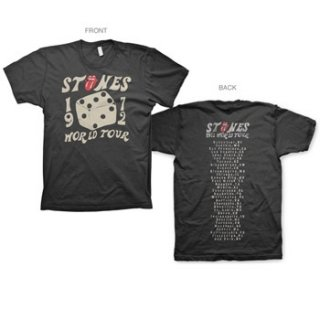THE ROLLING STONES 1972 Dice, Tシャツ