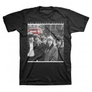 THE ROLLING STONES Bus Photo, Tシャツ