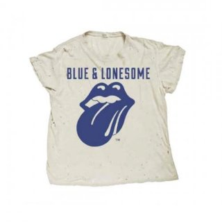 THE ROLLING STONES Blue And Lonesome Licks, Tシャツ
