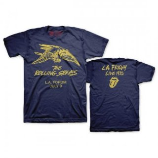 THE ROLLING STONES La Friday Eagle, Tシャツ