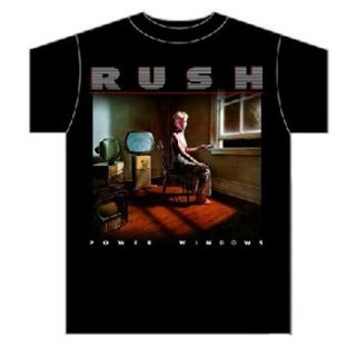 RUSH Power Windows, Tシャツ
