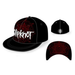 SLIPKNOT Star Flat Brim, キャップ
