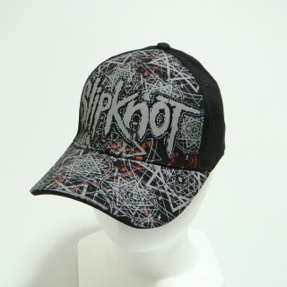 SLIPKNOT Star Pattern, キャップ