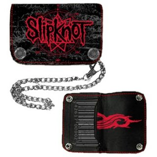 SLIPKNOT Star Hinge, 財布