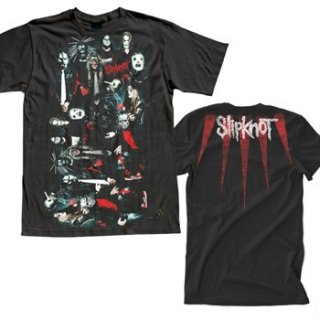 SLIPKNOT Mask Hell, Tシャツ