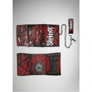 SLIPKNOT Scratched Group, 財布