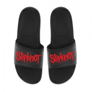 SLIPKNOT Logo Slides, サンダル