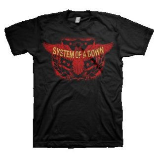 SYSTEM OF A DOWN Spread Eagle, Tシャツ