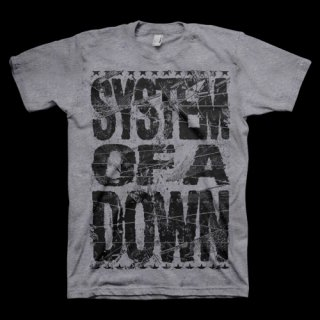 SYSTEM OF A DOWN Shattered, Tシャツ