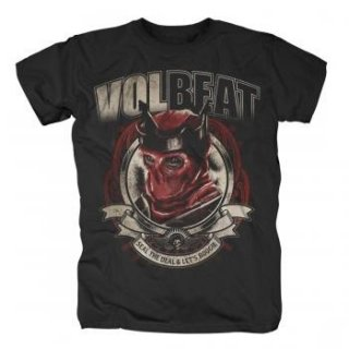 VOLBEAT Red King, Tシャツ