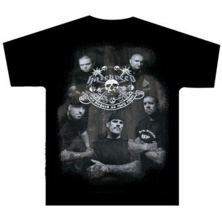 HATEBREED Skull Circle, Tシャツ