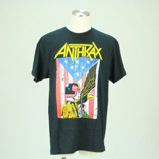 ANTHRAX Dredd Eagle, Tシャツ
