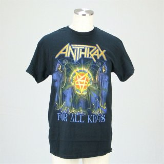 ANTHRAX For All Kings Cover, Tシャツ