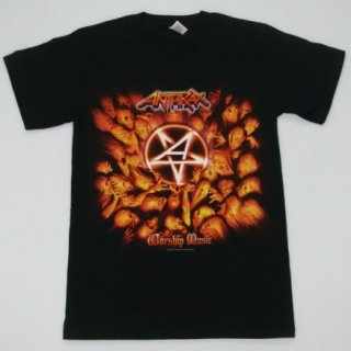 ANTHRAX Worship Music Album, Tシャツ