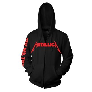 METALLICA Kill 'Em All, Zip-Upパーカー