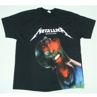 METALLICA Hardwired Moth Jumbo, Tシャツ