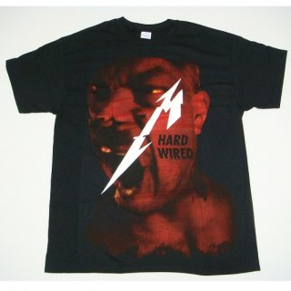 METALLICA Hardwired Jumbo, Tシャツ<img class='new_mark_img2' src='//img.shop-pro.jp/img/new/icons20.gif' style='border:none;display:inline;margin:0px;padding:0px;width:auto;' />