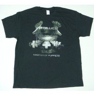 METALLICA Mop Distressed, Tシャツ