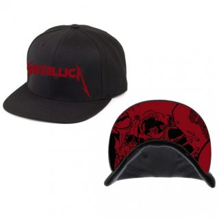 METALLICA Red Damage Inc., キャップ