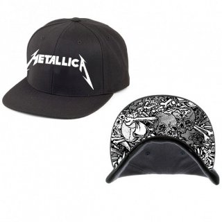 METALLICA Damage Inc. , キャップ