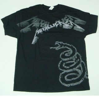 METALLICA Album Faded Black, Tシャツ