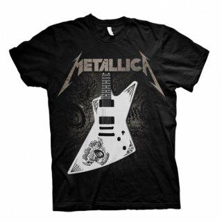 METALLICA Papa Het Guitar, Tシャツ