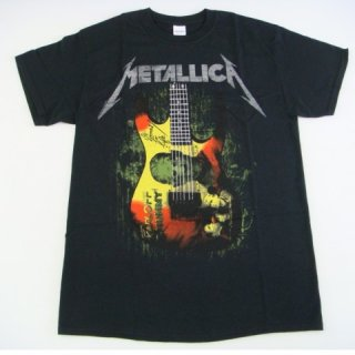 METALLICA Kirk Mummy Guitar, Tシャツ<img class='new_mark_img2' src='//img.shop-pro.jp/img/new/icons20.gif' style='border:none;display:inline;margin:0px;padding:0px;width:auto;' />
