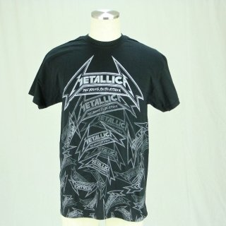 METALLICA Young Metal Cascade, Tシャツ