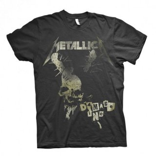 METALLICA Damage Vintage, Tシャツ<img class='new_mark_img2' src='//img.shop-pro.jp/img/new/icons20.gif' style='border:none;display:inline;margin:0px;padding:0px;width:auto;' />