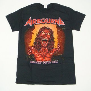 AIRBOURNE Boh Skeleton, Tシャツ