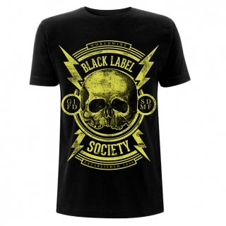 BLACK LABEL SOCIETY Skull, Tシャツ