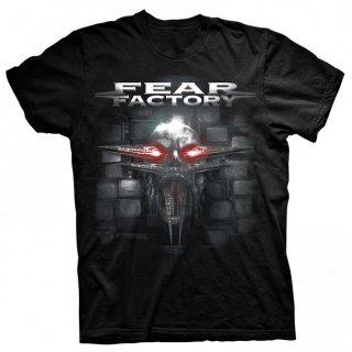FEAR FACTORY Black Never Take MY Soul, Tシャツ