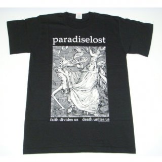 PARADISE LOST Faith Divides Us, Tシャツ