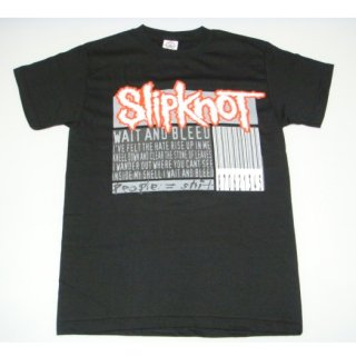 SLIPKNOT 10TH Anniversary, Tシャツ