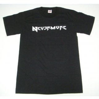 NEVERMORE Logo, Tシャツ