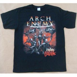 ARCH ENEMY Khaos Legion Albm Cover, Tシャツ