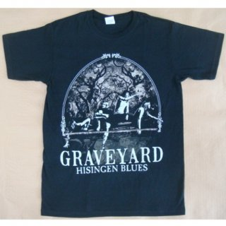 GRAVEYARD Hisingen Blues, Tシャツ