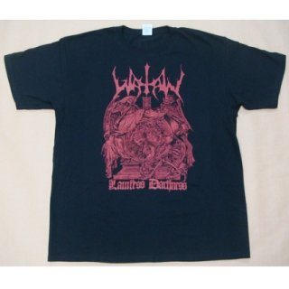 WATAIN Lawless Black Metal, Tシャツ<img class='new_mark_img2' src='//img.shop-pro.jp/img/new/icons20.gif' style='border:none;display:inline;margin:0px;padding:0px;width:auto;' />
