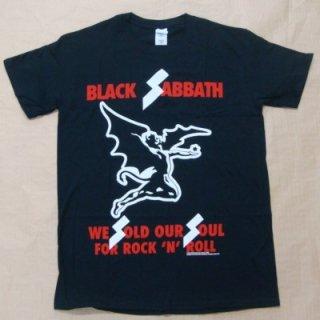 BLACK SABBATH Sold Our Soul/Ma, Tシャツ