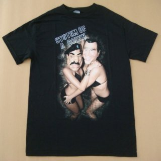 SYSTEM OF A DOWN Saddam vs Bush, Tシャツ