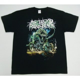 AS BLOOD RUNS BLACK T-Rex, Tシャツ