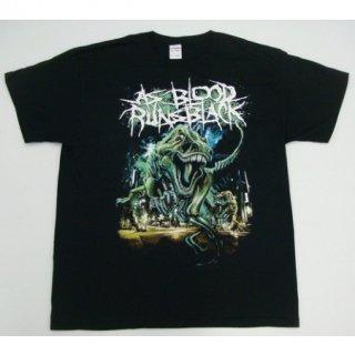 AS BLOOD RUNS BLACK T-Rex, Tシャツ