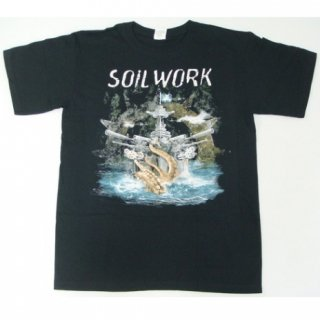 SOILWORK Barge To Hell - Break for Nobody, Tシャツ
