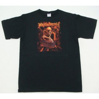 MEGADETH Peace Sells vic, Tシャツ