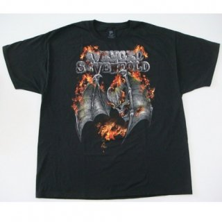 AVENGED SEVENFOLD Tonight Afire, Tシャツ