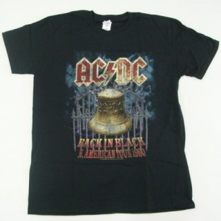 AC/DC North American Tour, Tシャツ
