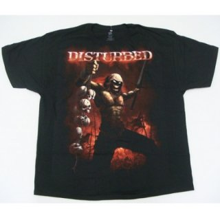DISTURBED Divide N Conquer, Tシャツ