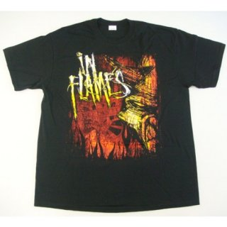 IN FLAMES Hot Metal Tour, Tシャツ